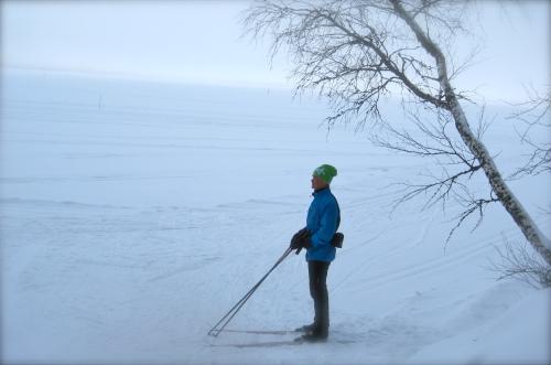 Monelle hiihto on suoranaista terapiaa.